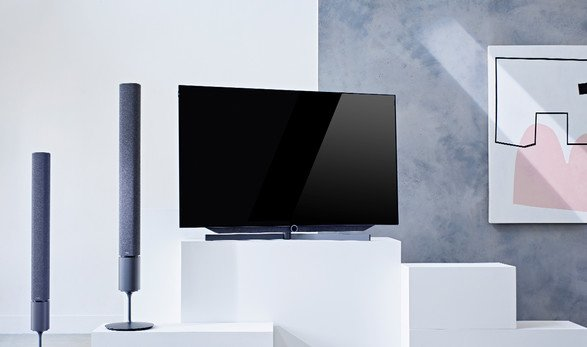 loewe bild 7 oled 4k smart tv atemberaubend anders loewe. Black Bedroom Furniture Sets. Home Design Ideas