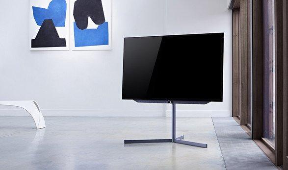 tv connect e 4k loewe bild 7 oled l inimitable loewe. Black Bedroom Furniture Sets. Home Design Ideas