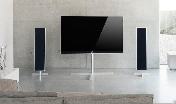 loewe reference genuss bis 85 zoll loewe. Black Bedroom Furniture Sets. Home Design Ideas